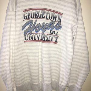 Other - Vintage Georgetown Hoyas sweatshirt